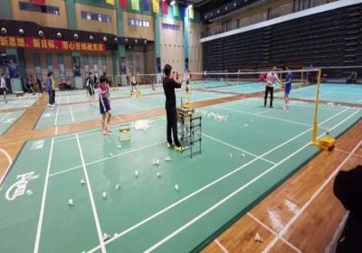 国羽队集训抢先看 全力备战东京奥运会