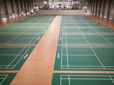 羽毛球培训中心