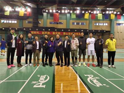 厦门福隆国家乒乓球队训练基地场馆