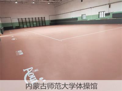 内蒙古师范大学体操馆